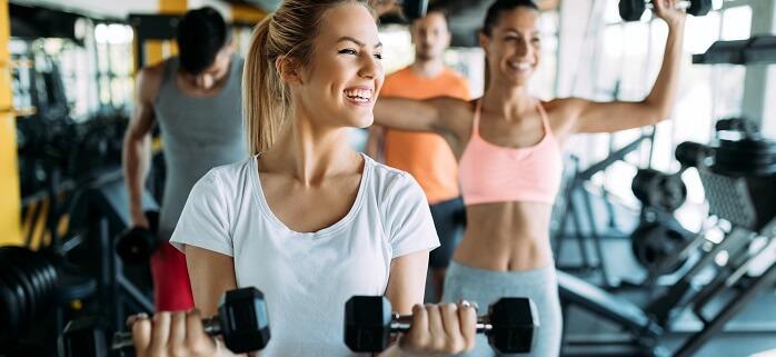 salle de sport l appart fitness